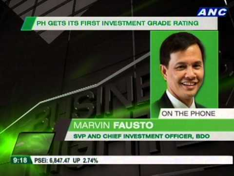 Analyst: Effect of investment grade status on stock market long-term