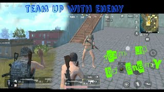 Team up with Enemy//best gameplay//gaming point