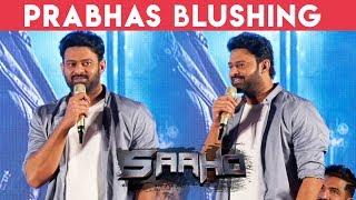 Prabhas Spills the Secret on Sahoo for First time | Shraddha Kapoor | Arun Vijay