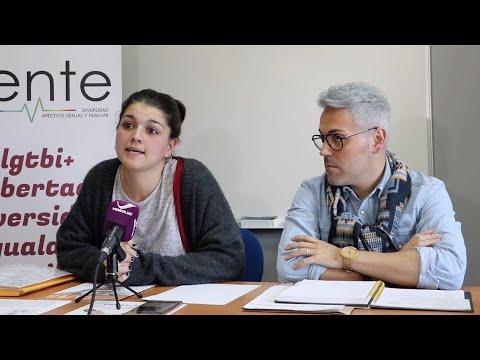 VÍDEO: El ayuntamiento retoma el proyecto del punto de información LGTBI en la Casa de la Juventud