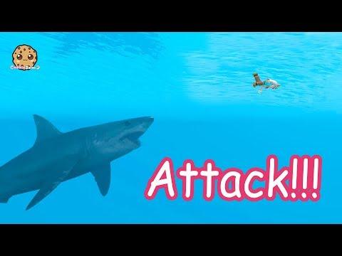 Shark+ Water Mermaids - Roblox Cookie Swirl C Game Video