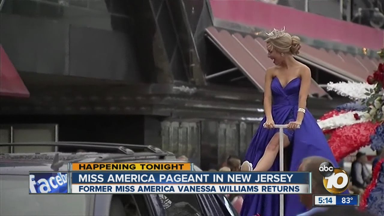 New Miss America to be crowned Sunday night in Atlantic City