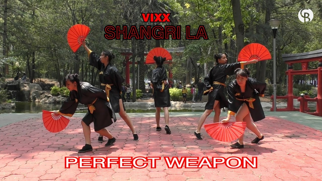 [ K-POP IN PUBLIC MEXICO ]SHANGRI LA / C-Bailar Tv Ft.PERFECT WEAPON