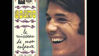 Adamo - Le ruisseau de mon enfance (1968) [Version Originale]