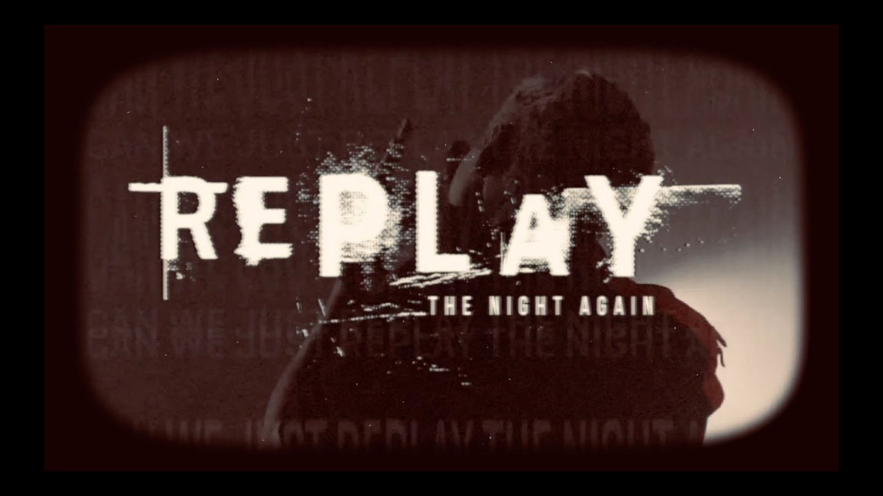 Gammer & Staysick - Replay the Night (feat. Nytrix) [Official Lyric Video]