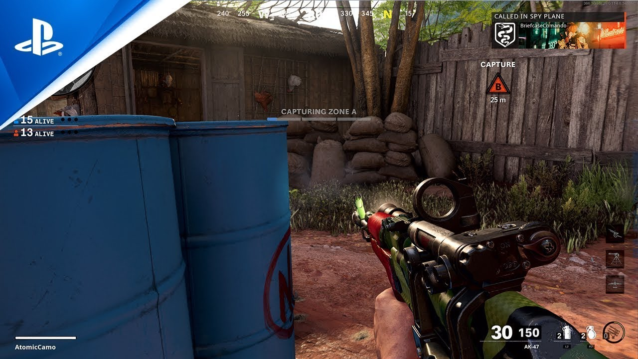 Exploring PS5 - Multiplayer Activities