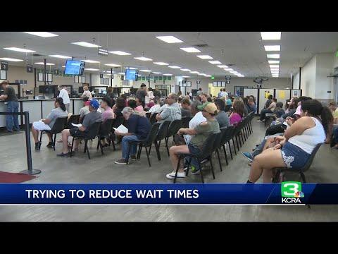 DMV Begins Saturday Office Hours