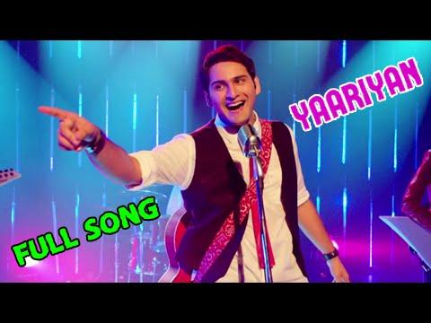 Teri Meri Yaariyan - Full Video Song - Classmates Marathi Movie - Sai Tamhankar, Ankush Chaudhary
