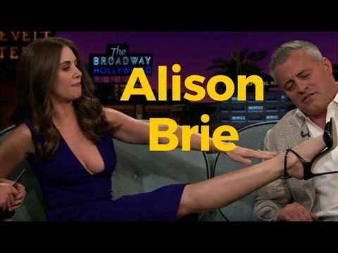 Brie legs alison Retrospace: Mini