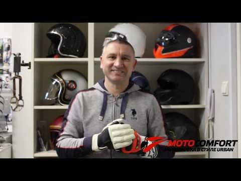 Мотоперчатки - типы и особенности