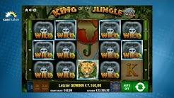 King of the Jungle 'Golden Nights' - Gamomat Automat - sunmaker