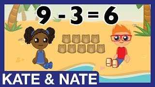 Meet the Math Facts with Kate & Nate - The Sandcastles (Addition & Subtraction)