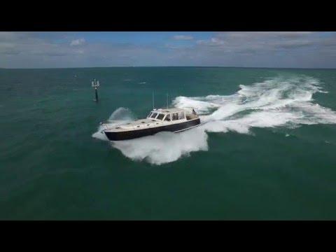 MJM 50z Cruising Miami 2016