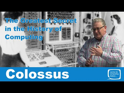 Colossus - The Greatest Secret in the History of Computing
