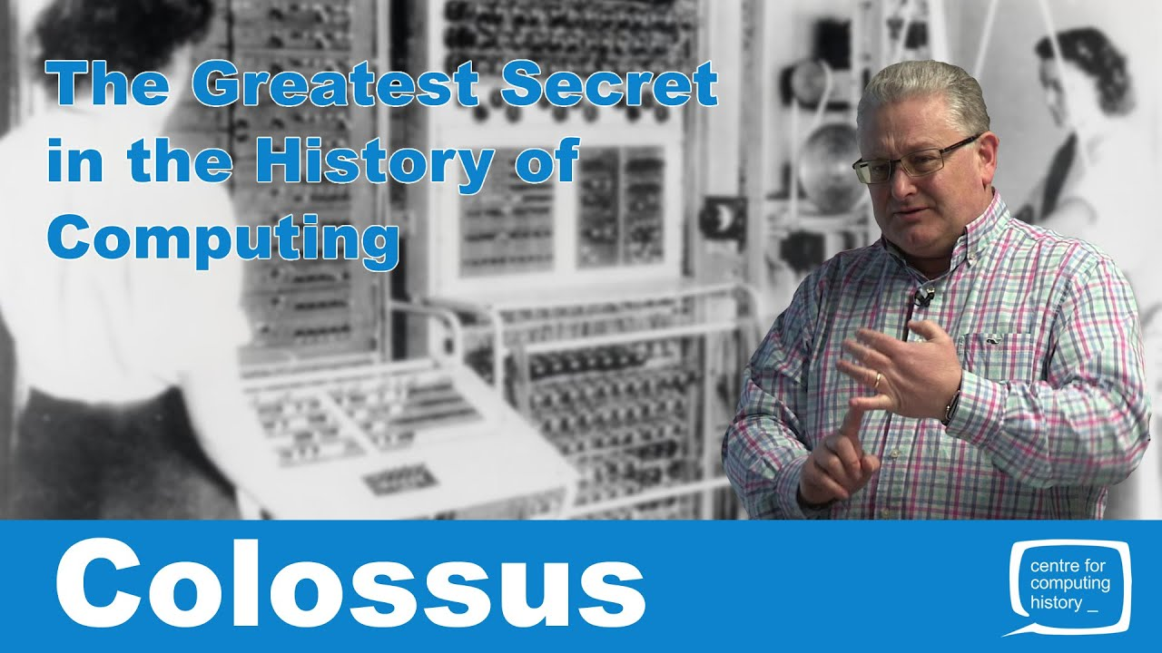 Download Colossus - The Greatest Secret in the History of Computing