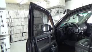Автошторки Toyota Land Cruiser | Автомобильные шторки | Шторки солнцезащитные