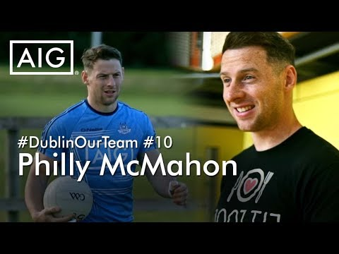 #DublinOurTeam – Episode 10 – Philly McMahon, Dublin Senior Football