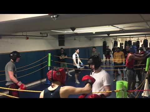 UConn Boxing Sparring 2/12/2020