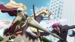Re:Creators Episode 3 Anime Review - Revision