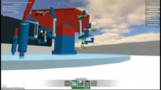 Winter wipeout Roblox - Mini comp