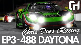 Chris Does iRacing #03 - Ferrari GT3 Challenge @ Daytona