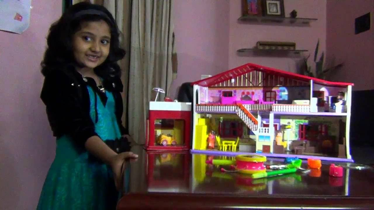 Kirti Doll House In Hindi Youtube