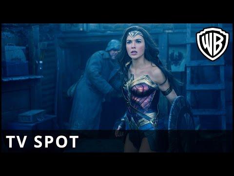 Wonder Woman - Power TV Spot - Warner Bros. UK