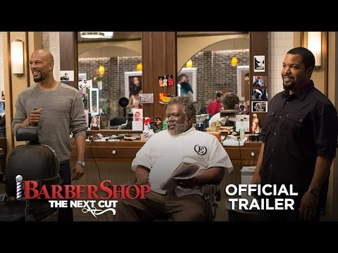 Trailer: 'Barbershop: The Next Cut' in theaters April 15
