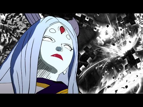 KAGUYA IS OP!! Kaguya Otsutsuki GAMEPLAY! ONLINE Ranked Match! | Naruto Ultimate Ninja Storm 4