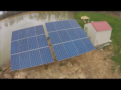 Video 3 - Solar Electric System Install