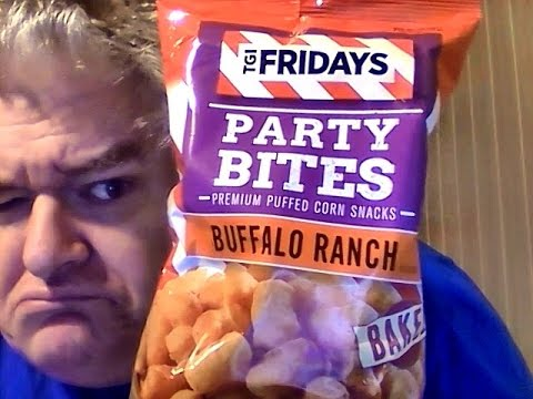 New TGI Fridays Party Bites Available In Buffalo Wings And ...