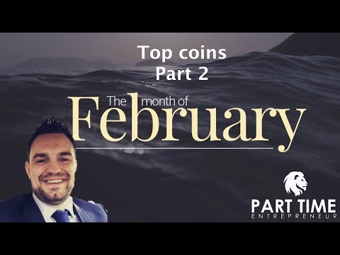 Februarys Top Crypto Currency Coin picks 2018