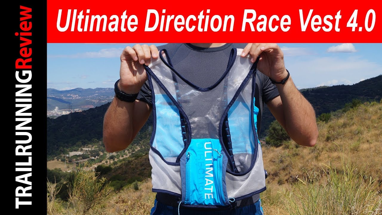 the best attitude 26a90 07cd9 Ultimate Direction Race Vest 4.0 Review