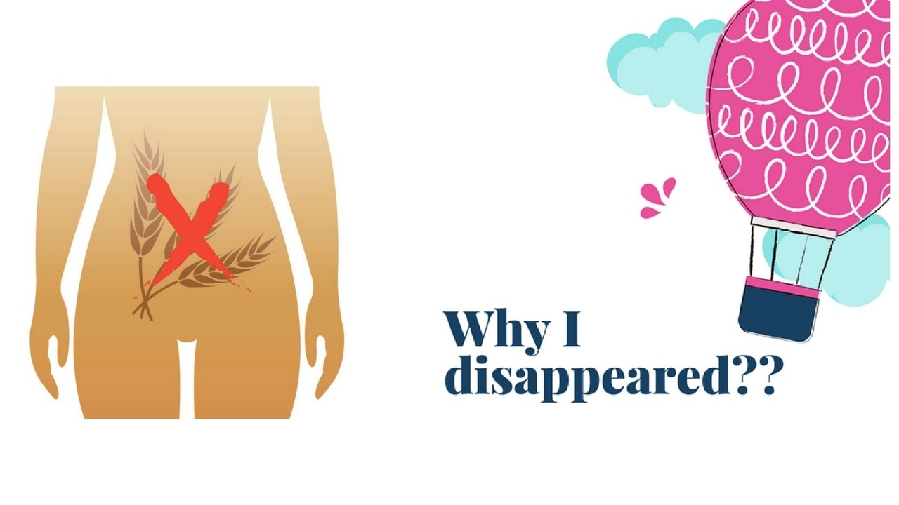 Why i disappeared
