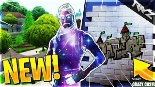 New Castle Teased! HUGE Fortnite Galaxy Skin Scams + Cube Destroying Salty! (Fortnite Battle Royale)