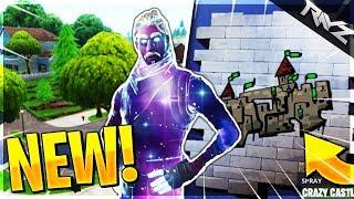 Nouveau château taquiné! ÉNORME Fortnite Galaxy Skin Scams - Cube Destroying Salty! (Fortnite Battle Royale)