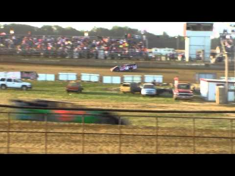 Late Model Hot Laps Spoon River Speedway