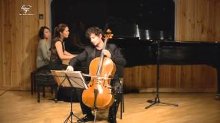 제361회 하우스콘서트 - Brian O'Kane, 백민정 l Rachmaninov, Cello Sonata in g minor, Op.19 - 3rd mov.