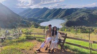 #춘천🍂가을 감성 가득한 여행 / 한국의 스위스 해피초원목장 🌿