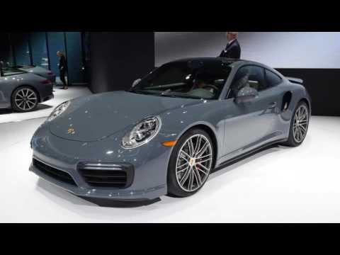 New (2017) Porsche 911 Turbo & Turbo S