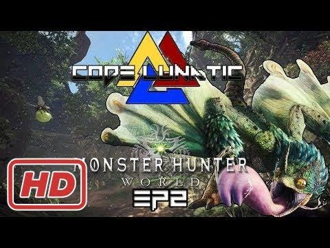 KILLING THE PUKEI PUKEI! | Monster Hunter World Gameplay [Episode 2][News Manga]