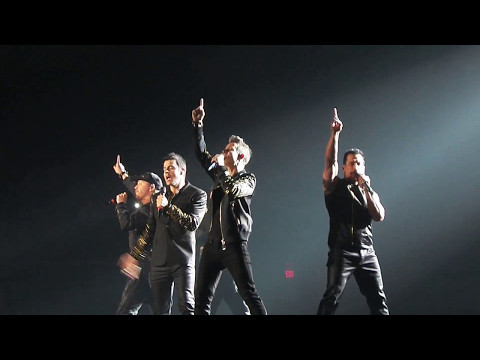 NKOTB - Intro & One More Night