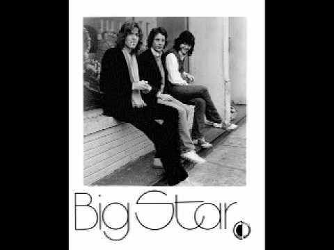 Big Star - Thirteen With Lyrics