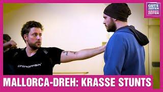 GZSZ Making-of   Krasse Stunts in der Mallorca-Folge