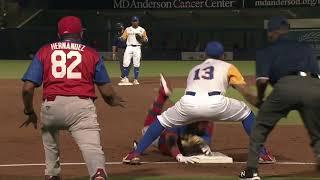 HIGHLIGHTS Cuba v Colombia - Baseball Americas Qualifier