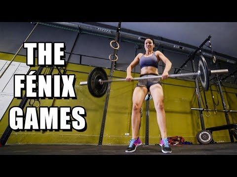 Clasificatorio para The Fénix Games Crossfit