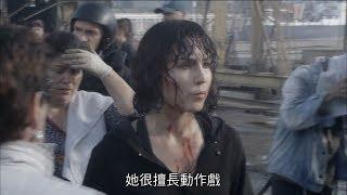 【獵殺星期一】幕後花絮─ 一人分飾多角篇  9/7正式上映