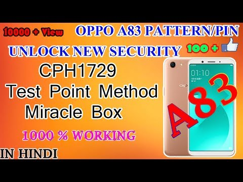 Oppo A7 Isp Pinout