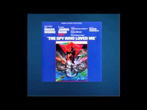 James Bond The Spy Who Loved Me Ride to Atlantis 1977 ...The Spy Who Loved Me Soundtrack Youtube