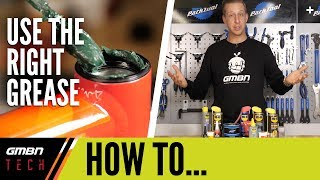 How & Where To Use Grease, Lubricant & Threadlock On Your Mountain Bike – The Complete Guide